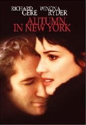 Смотреть фильм Осень в Нью-Йорке