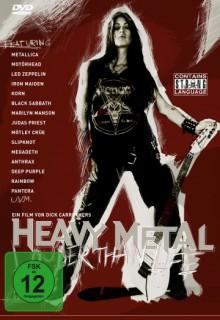 Смотреть фильм Больше, чем жизнь: История хэви-метал