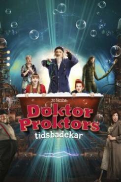 Смотреть фильм Доктор Проктор и его машина времени