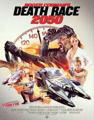 Смотреть фильм Смертельные гонки 2050