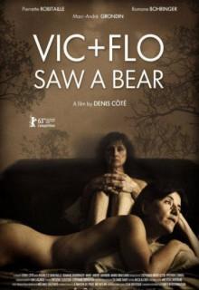 Смотреть фильм Вик и Фло увидели медведя