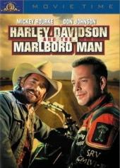 Смотреть фильм Харлей Дэвидсон и ковбой Мальборо
