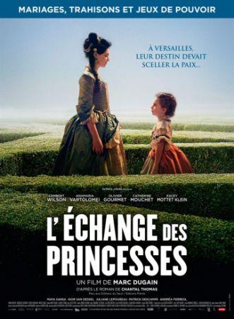Смотреть фильм Обмен принцессами