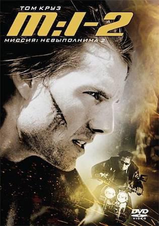 Смотреть фильм Миссия: невыполнима 2