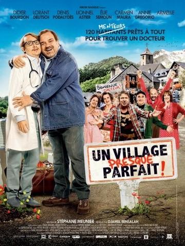 Смотреть фильм Почти идеальная деревня