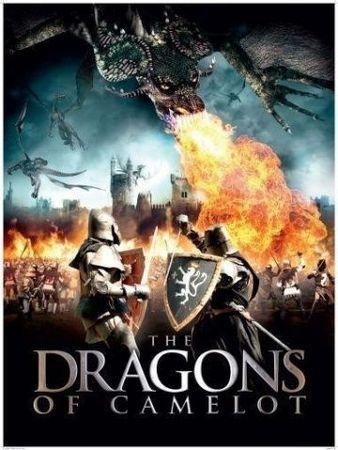 Смотреть фильм Драконы Камелота