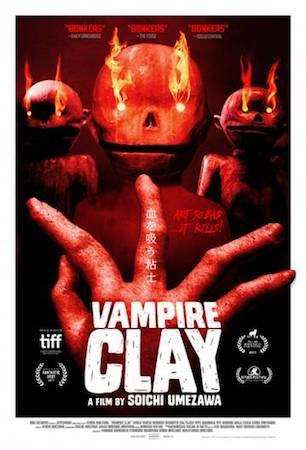 Смотреть фильм Вампирская глина