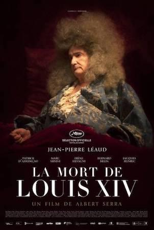 Смотреть фильм Смерть Людовика XIV