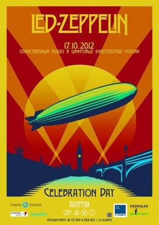 Смотреть фильм Led Zeppelin «Celebration Day»