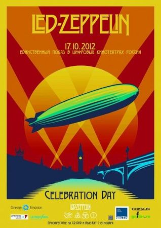 Led Zeppelin «Celebration Day»