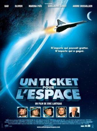 Смотреть фильм Билет в космос