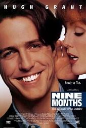 Смотреть фильм Девять месяцев