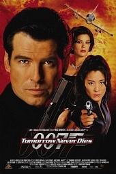 Смотреть фильм Агент 007. Завтра не умрет никогда