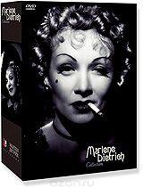 Коллекция Марлен Дитрих №1. Голубой ангел. Дестри снова в седле. Свидетель обвинения