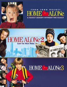 Один дома 1-3. Коллекция фильмов